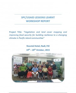 SPC-USAID Lessons Learnt W.Report