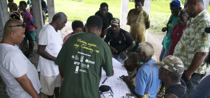 Climate change and disaster risk finance assessment underway in Solomon Islands