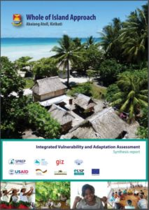 Whole of Island - Abaiang Kiribati - IVA Assessment Synthesis