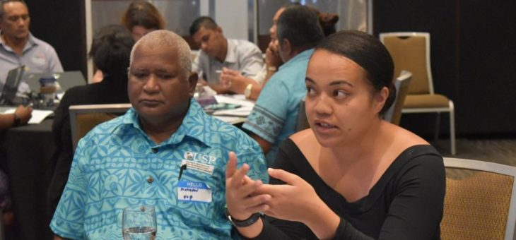 Global Climate Change Alliance Plus – Scaling up Pacific Adaptation holds initial meeting in Fiji
